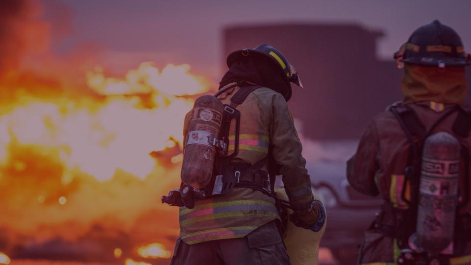 firefighter video