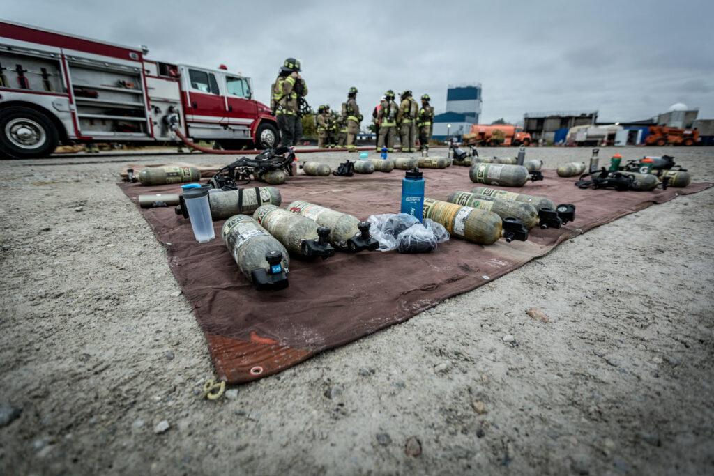Festi Firefighters Materials